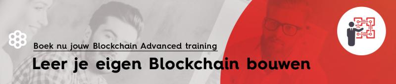Blockchain advanced training